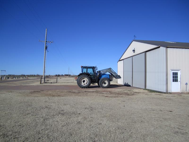 Pope Family Farm in Loyal, Oklahoma