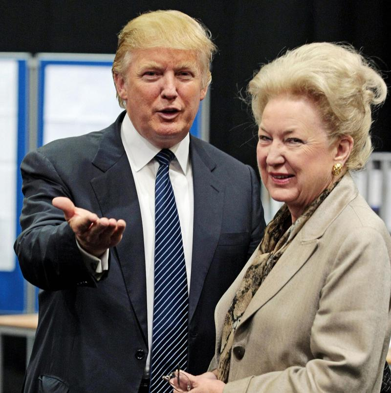 Image result for Maryanne Trump Barry