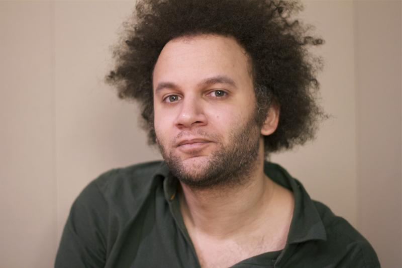 Composer Tyondai Braxton