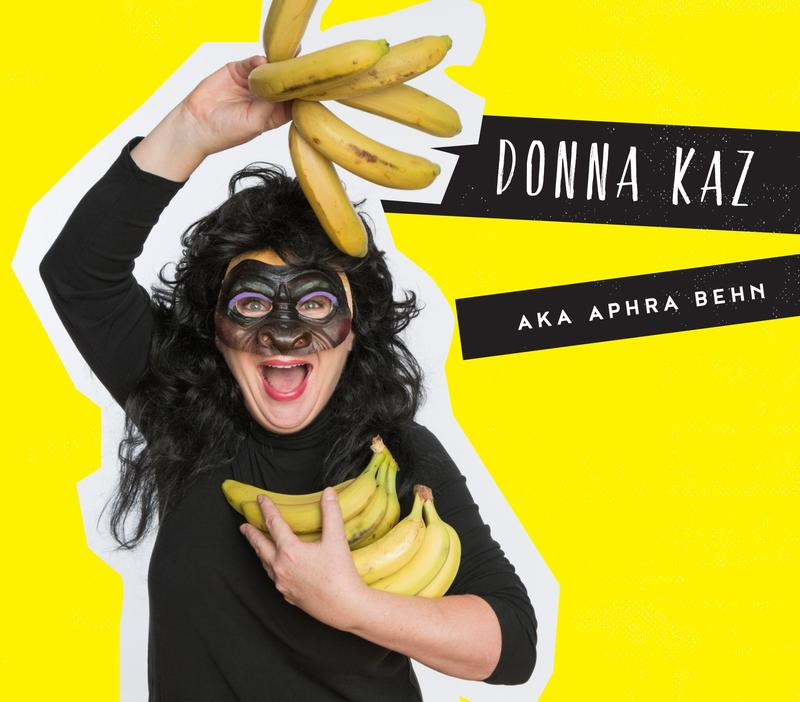 "Donna Kaz's ""Un/Masked: Memoirs of a Guerilla Girl on Tour"" (reprinted with permission from Skyhorse Publishing)."