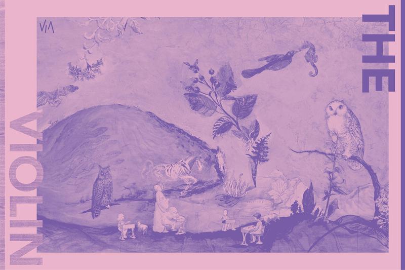 Anna Clyne's 'The Violin'