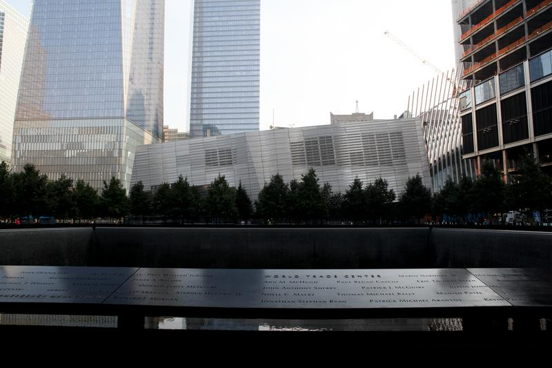 9/11 Museum and Memorial at the World Trade Center site.
