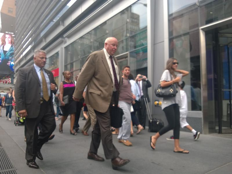 MTA chief Tom Prendergast heading into negotiations with LIRR workers