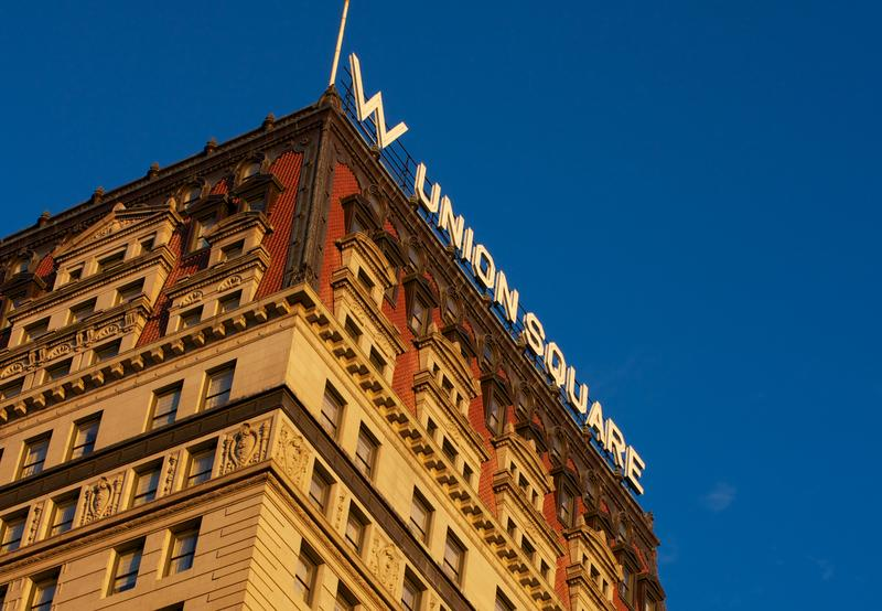 Starwood has 11 brands including Westin, Sheraton and W Hotels (New York City's Union Square location pictured).