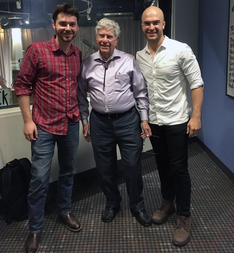 Peter Dugan, Bob Sherman, and John Brancy