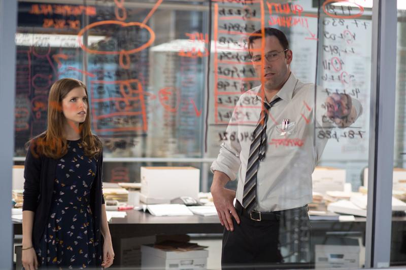 "From the 2016 film ""The Accountant"""