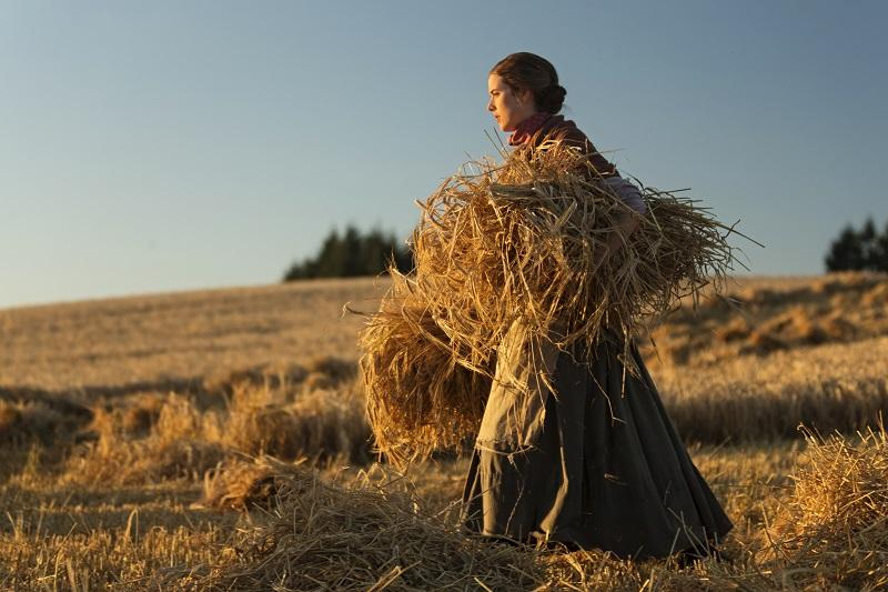 Agyness Deyn in SUNSET SONG, a Magnolia Pictures release.