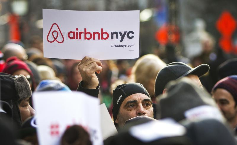 Trouble continues for Airbnb in New York City.