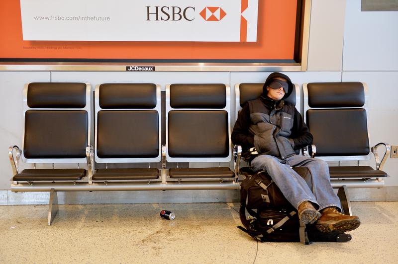 JFK Airport, January 6, 2014