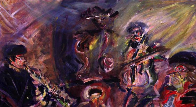 Aksak Maboul, the seminal Crammed band, founded in 1977 by Marc Hollander & Vincent Kenis