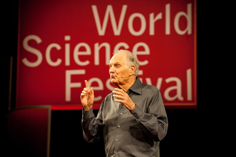 Alan Alda at the World Science Festival