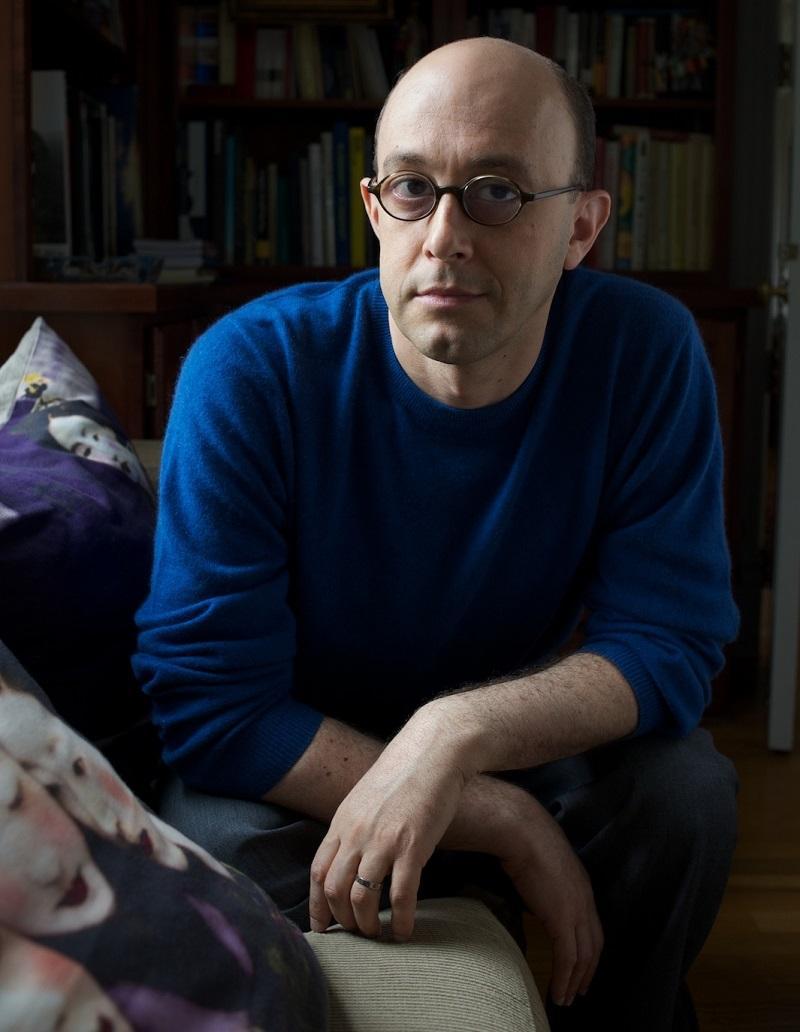 "Alexandre Vidal Porto talks about his novel, ""Sergio Y."""