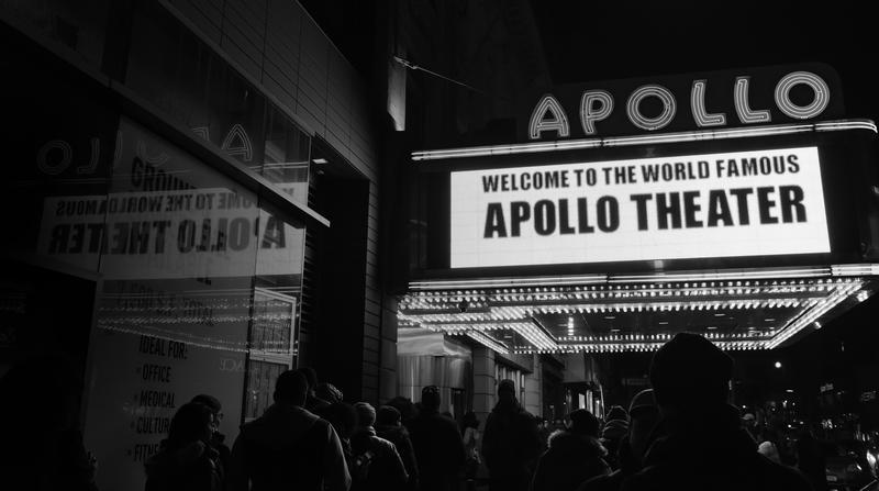 Courtesy of the Apollo Theater