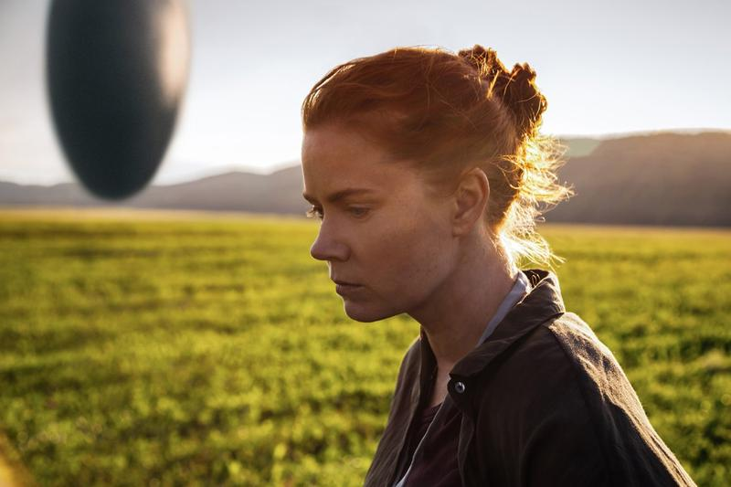 "Amy Adams in the film ""Arrival."""