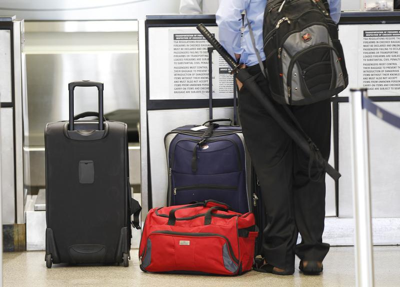 Inspectors found baggage handlers at Newark Liberty International Airport often were forced to lift heavy bags while leaning over, twisting or reaching overhead.