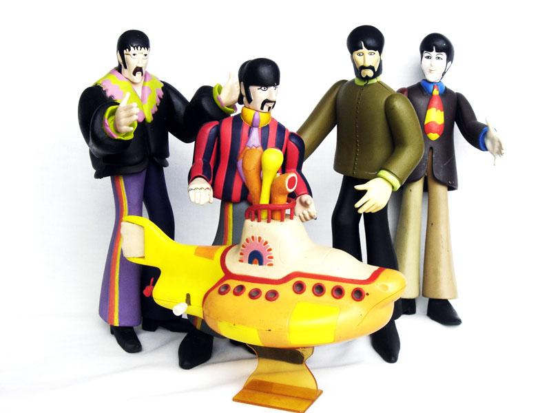 The Beatles and Yellow Submarine