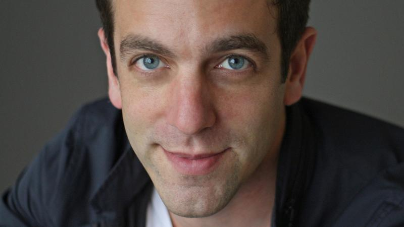 B.J. Novak's book, 'One More Thing: Stories and Other Stories' is out now.