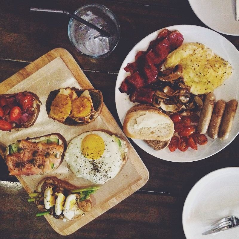 We're talking about breakfast all month on Food Fridays!