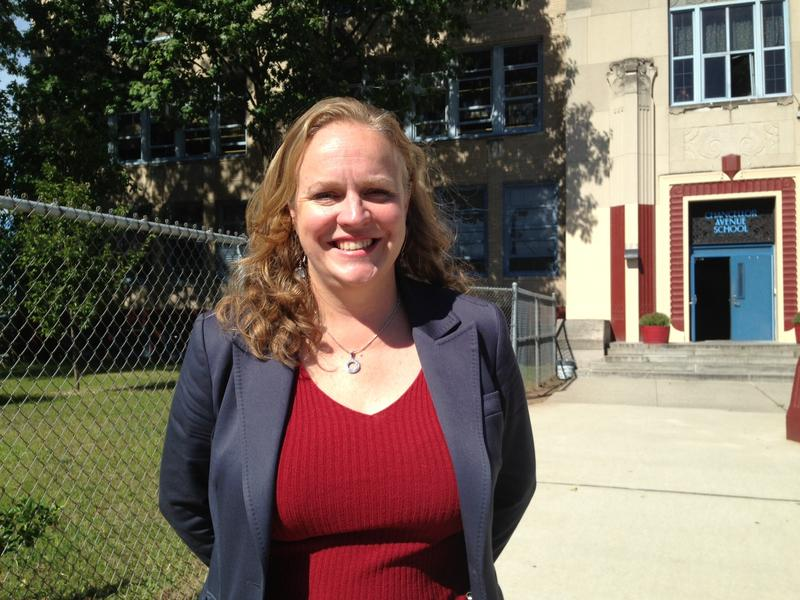 Newark Schools Superintendent Cami Anderson was appointed by Gov. Chris Christie.