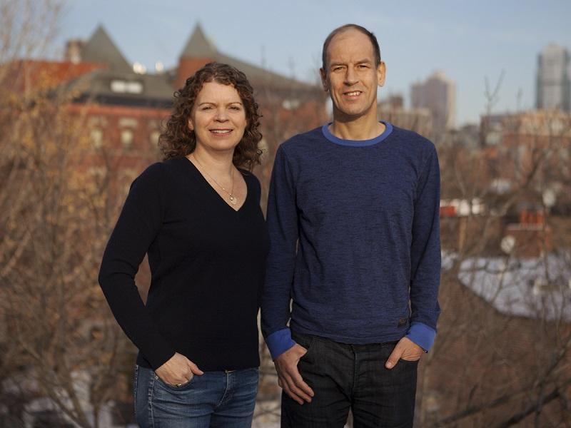 """Susan Stellin and Graham MacIndoe discuss their memoir, """"Chancers."""""""