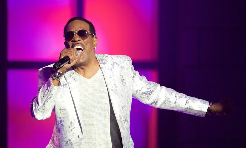 R&B singer Charlie Wilson
