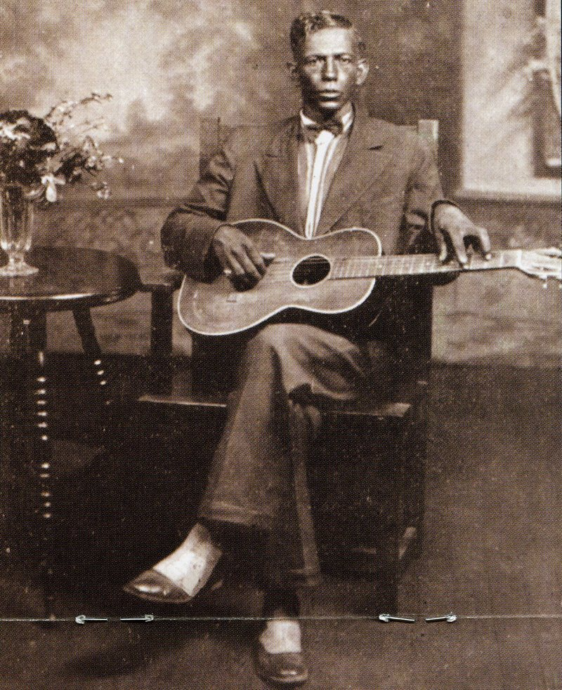 """Charley Patton, """"Father of the Delta Blues"""""""