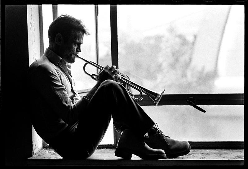 Chet Baker, 1977