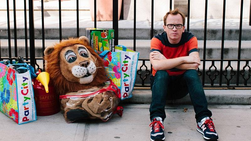 "Comedian Chris Gethard talks about his new show, ""Career Suicide."""