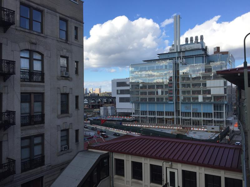 The Jerome L Greene Science Center opens on the new Columbia Manhattanville campus