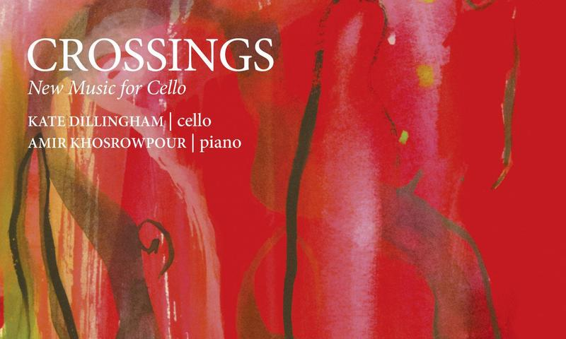 """""""Crossings: New Music for Cello"""""""