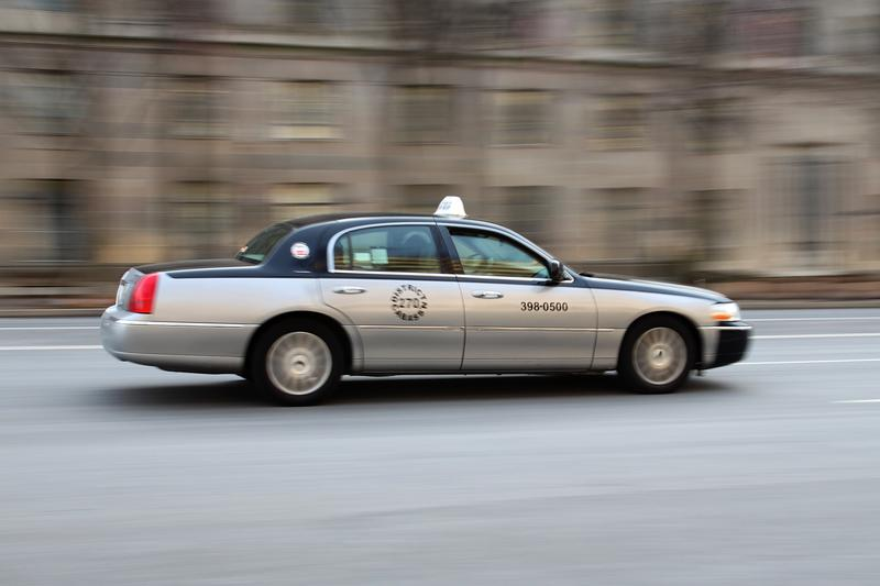 "Despite taxi modernization efforts, many drivers are still telling passengers ""cash only."""