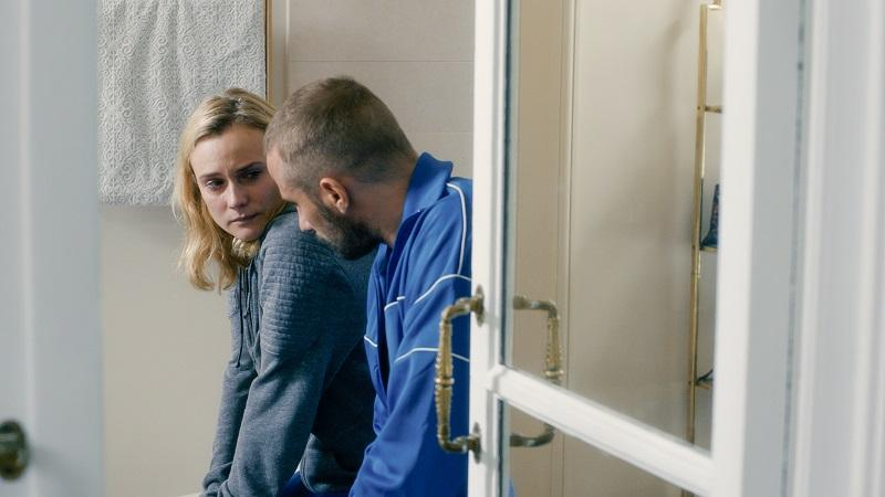 """Diane Kruger and Matthias Schoenaerts star in """"Disorder,"""" directed by Alice Winocour."""