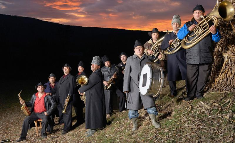 Fanfare Ciocarlia's new record is 'Onwards to Mars!'