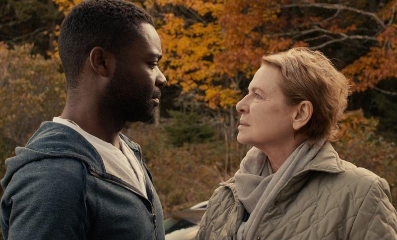 David Oyelowo and Dianne Wiest in Maris Curran's FIVE NIGHTS IN MAINE.