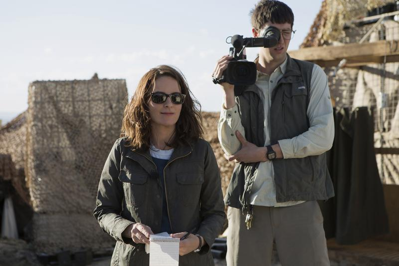 Tina Fey's new movie, 'Whiskey Tango Foxtrot,' is based on 'The Taliban Shuffle,' reporter Kim Barker's account of her time as a war correspondent in Afghanistan.