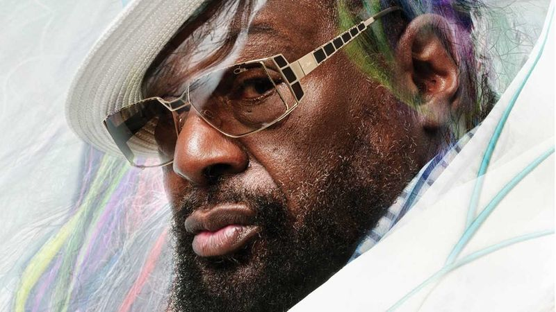George Clinton's new memoir is 'Brothas Be, Yo Like George, Ain't That Funkin' Kinda Hard on You?'