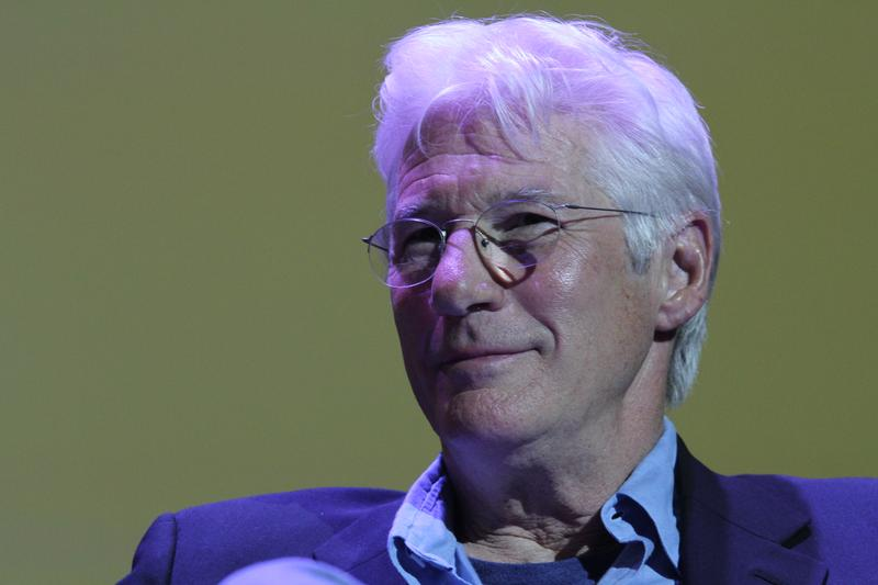 In conversation with Richard Gere
