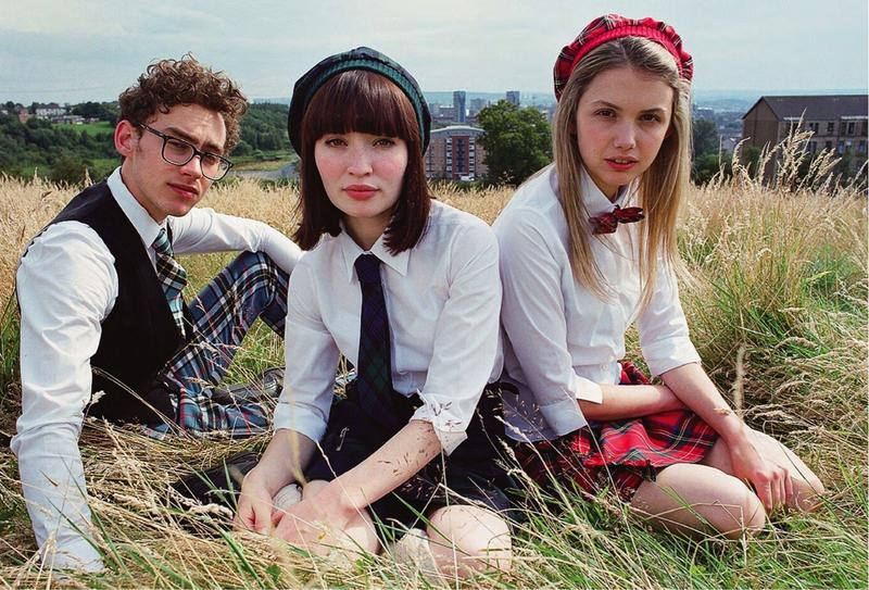 The film 'God Help The Girl,' directed by Belle & Sebastian's Stuart Murdoch, is available on demand on Sept. 5.