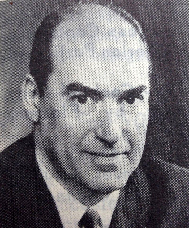 Dr. Samuel Gould