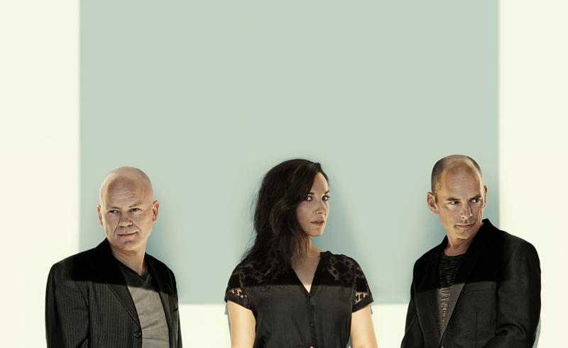 Tord Gustavsen with Simin Tander and Jarle Vespestad