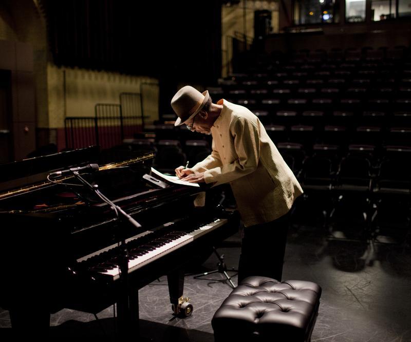 Henry Threadgill at Harlem Stage