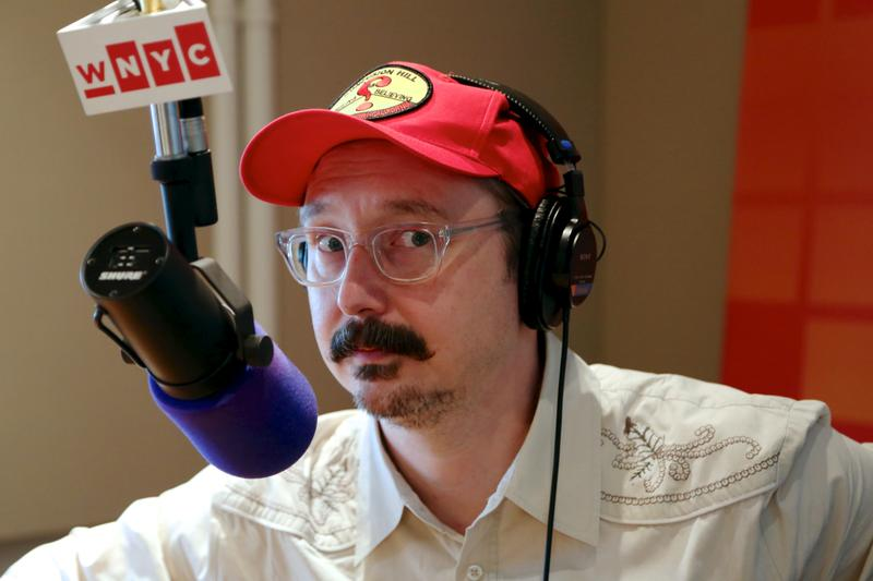 John Hodgman in the WNYC Studios