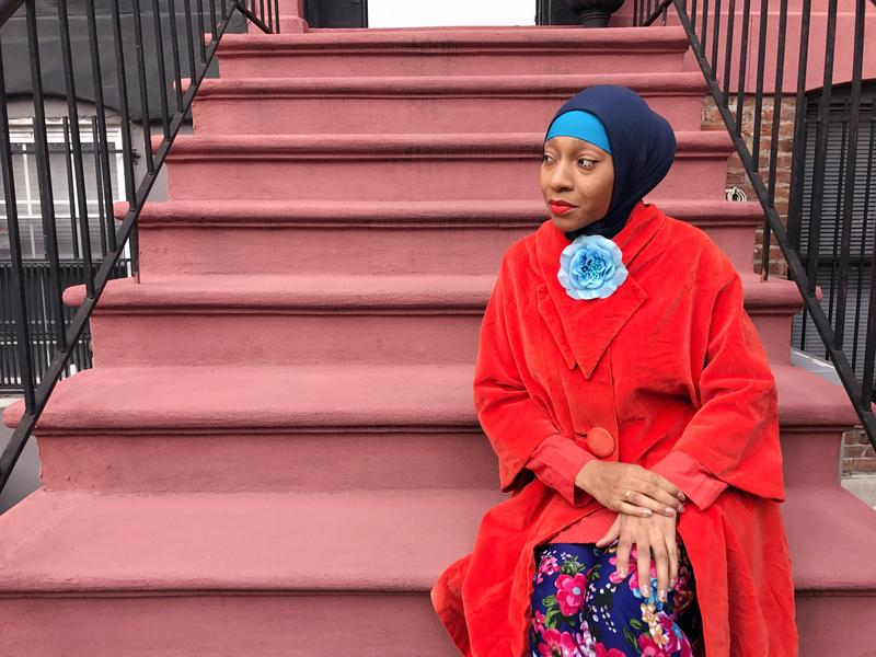 Nailah Lymus, founder of a modest modeling agency called Underwraps, in her native Brooklyn in December, 2016.