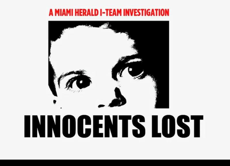 Screen shot from a Miami Herald video.