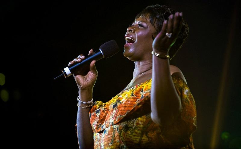 Grammy-winning vocalist Irma Thomas on performing with The Allen Toussaint Band at Midsummer Night Swing.