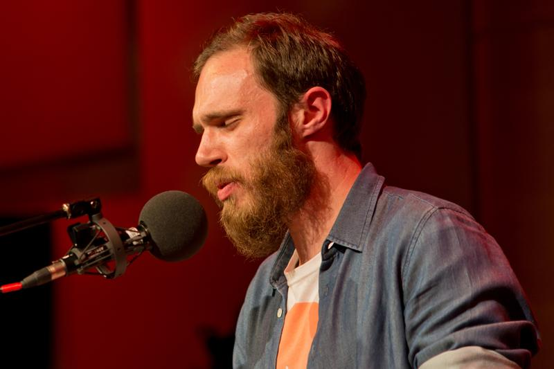 James Vincent McMorrow performs at Soundcheck's Gigstock live at WNYC's Greene Space.