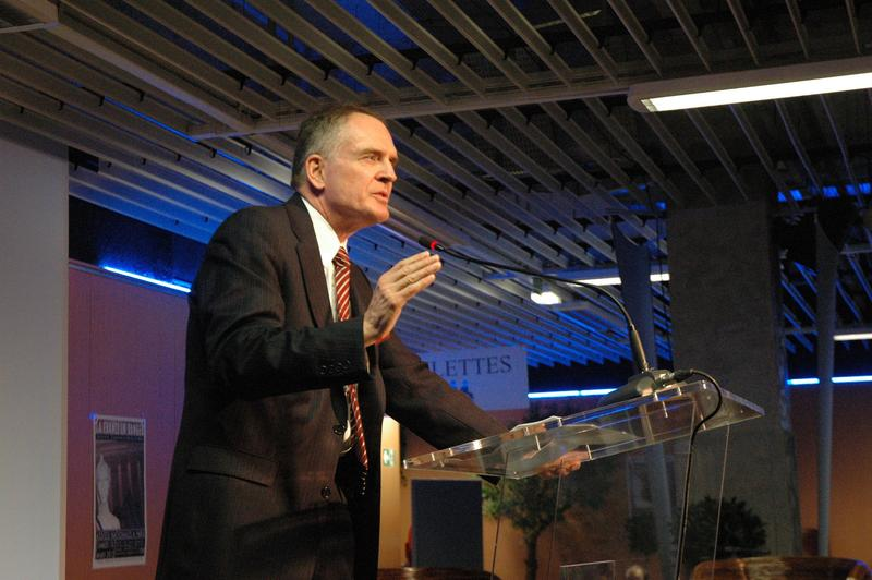 Jared Taylor, of American Renaissance