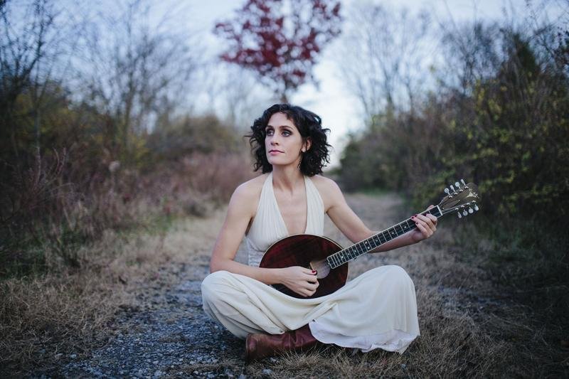 Jenny Scheinman's latest album, The Littlest Prisoner, is out now.