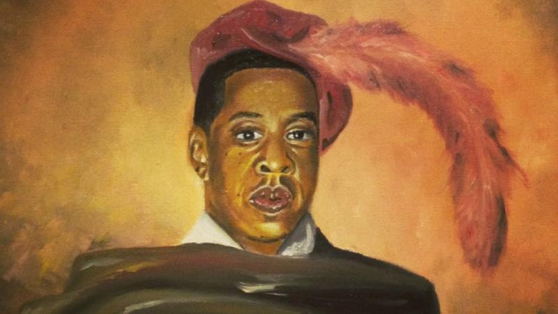 """Jigga With A Feather Hat"" by Amar Stewart"