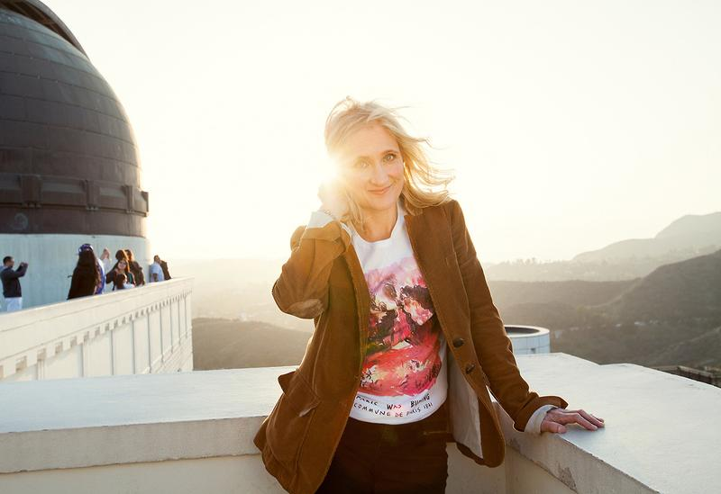 Jill Sobule's most recent album, 'Dottie's Charms,' features lyrics by writers Jonathan Lethem, David Hadju, and more.